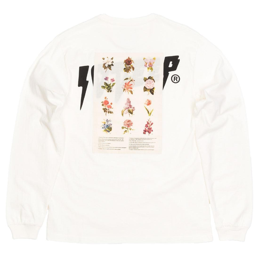 10 Deep Men Thinking Of You Long Sleeve Tee (white)
