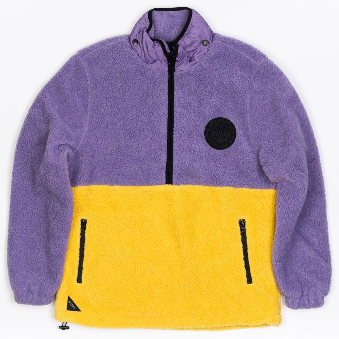 10 Deep Men Out Of Bounds Storm Fleece (purple)