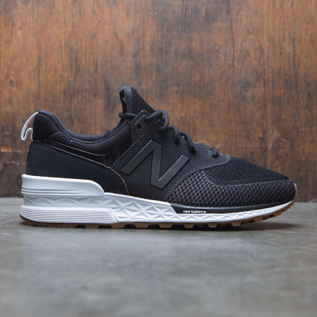 quality design 4ab93 b0721 New Balance Men 574 Sport MS574EMK (black / magnet / grey)