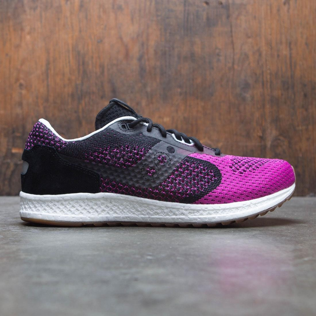 big sale e6906 9e9fd Saucony x Solebox Men Shadow 5000 EVR - Pink Devil (black / pink)