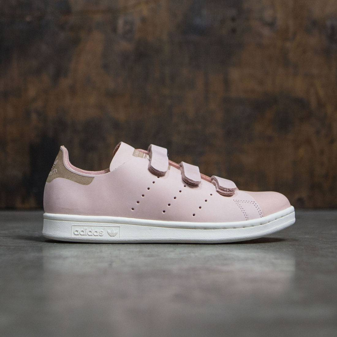 promo code aa24c 343d8 Adidas Women Stan Smith OP CF pink vapour pink off white