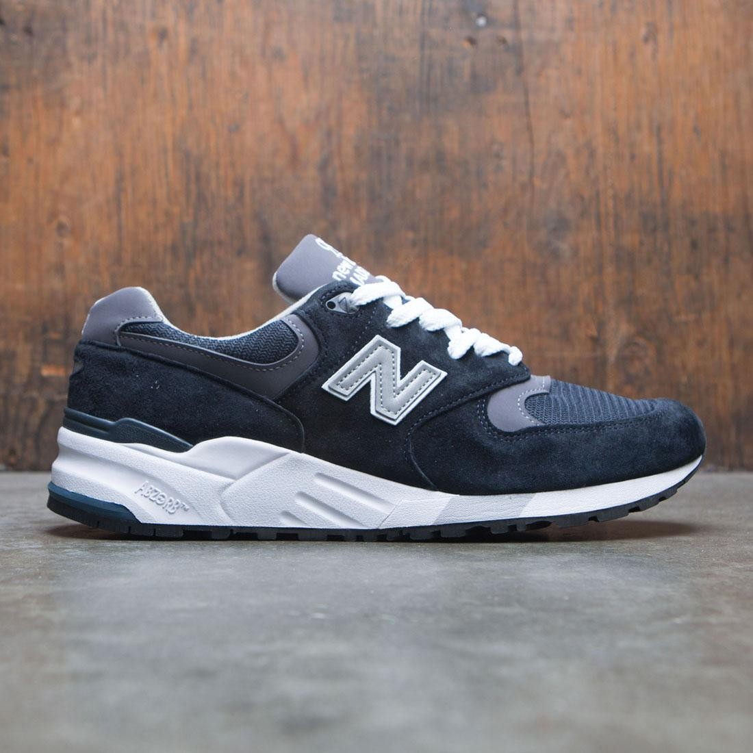 on sale b4677 ca746 New Balance Men 999 M999CBL - Made In USA (navy / pewter)