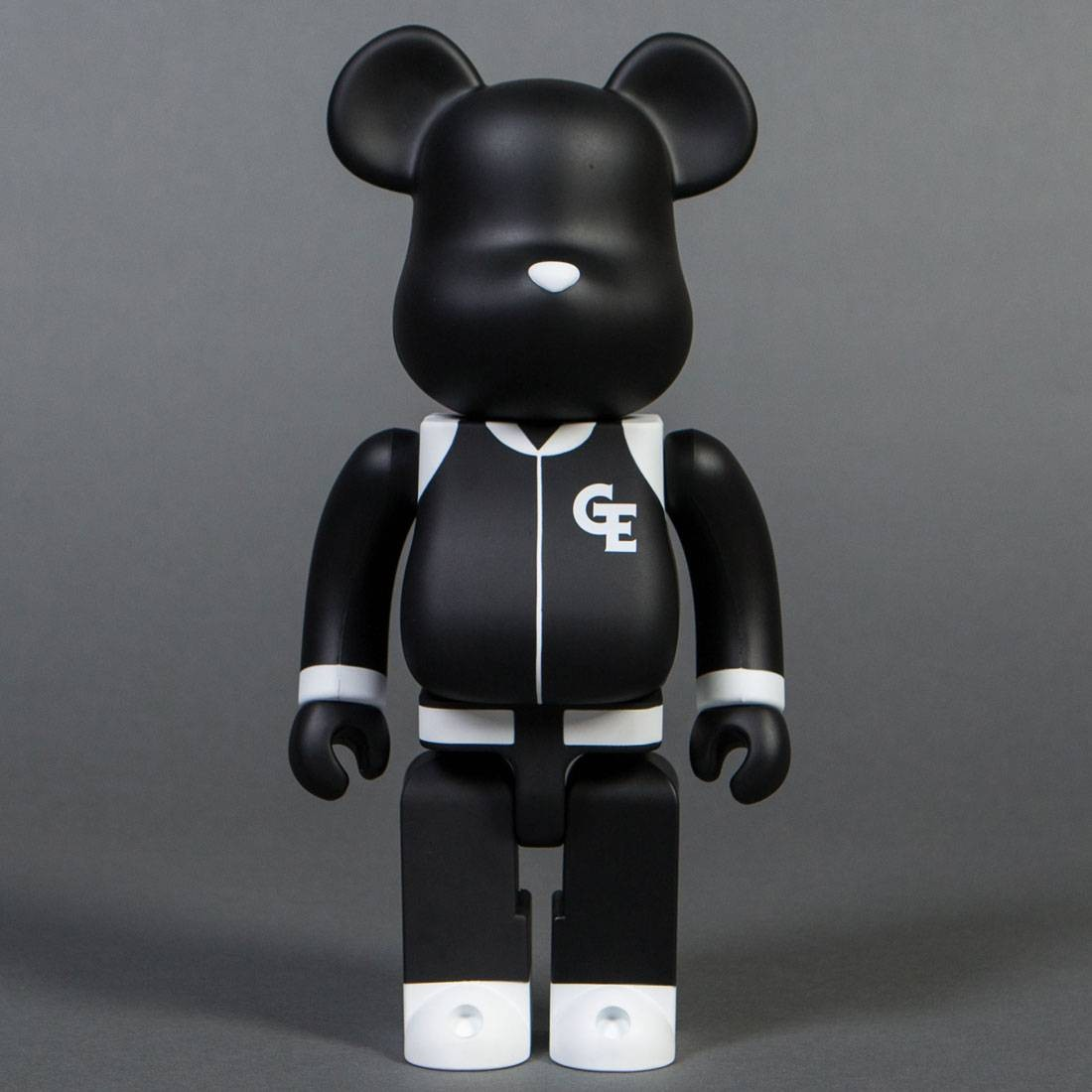 Medicom Goodenough Classic Black 400% Bearbrick Figure (black)