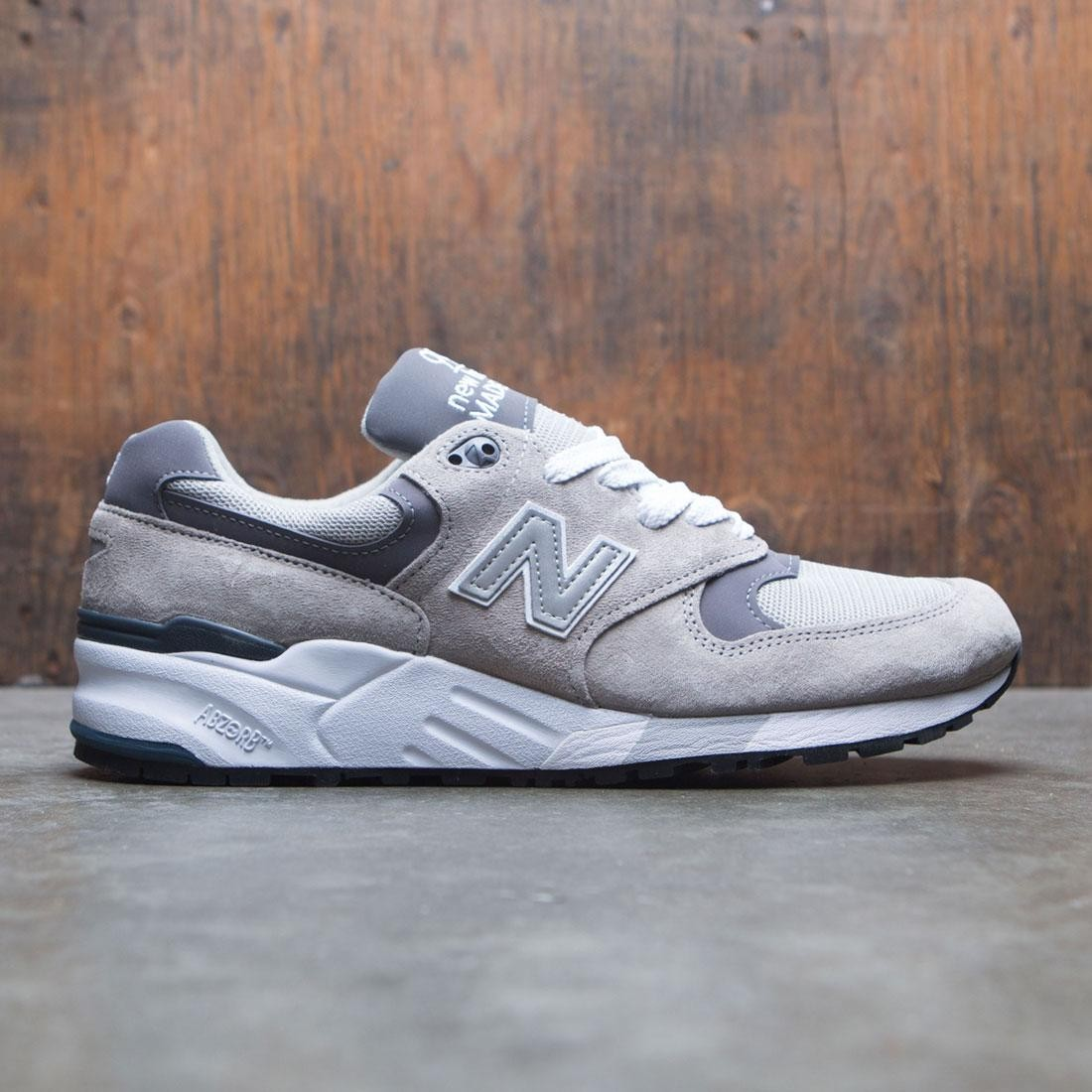 New Balance Men 999 M999CGL - Made In USA (gray / pewter)