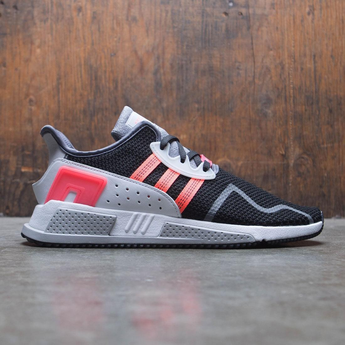 Adidas Men EQT Cushion ADV (black / turbo / footwear white)