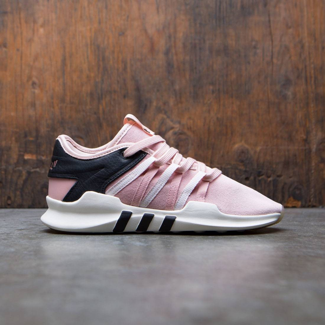 buy popular 6163f 86ae2 Adidas Consortium x Overkill x Fruition Women EQT Lacing ADV Sneaker  Exchange (pink / vapour pink / ice pink / chalk white)