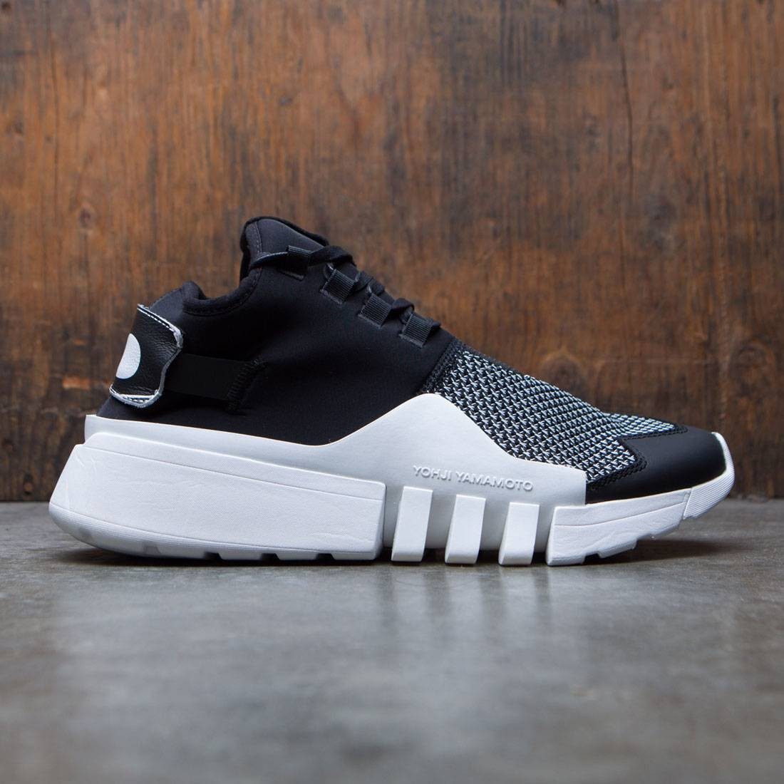 e13ecd95e46a Adidas Y-3 Men Ayero white core black