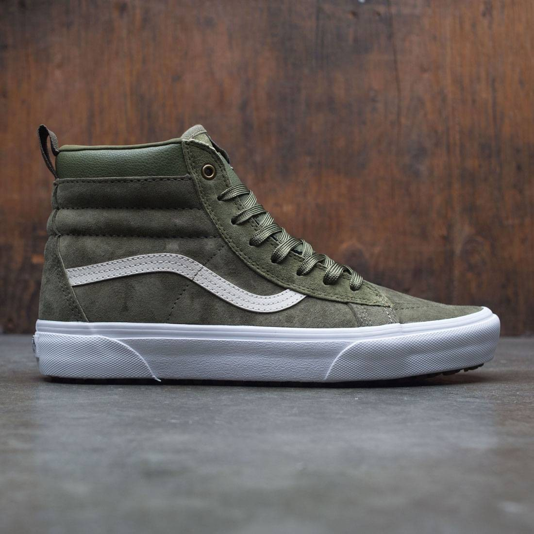 Vans Men SK8-Hi MTE green winter moss