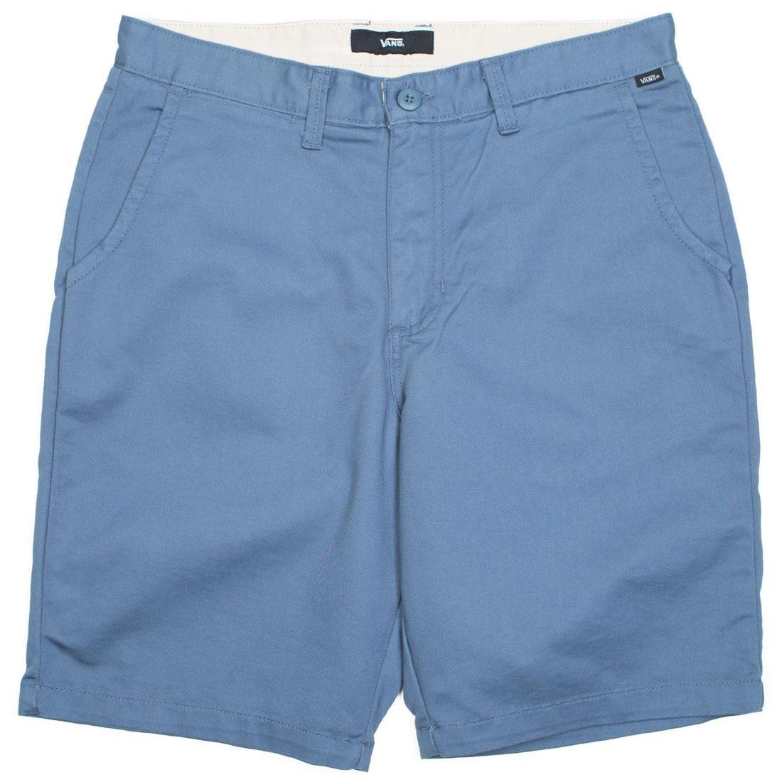 Vans Men Authentic Stretch Shorts (blue)