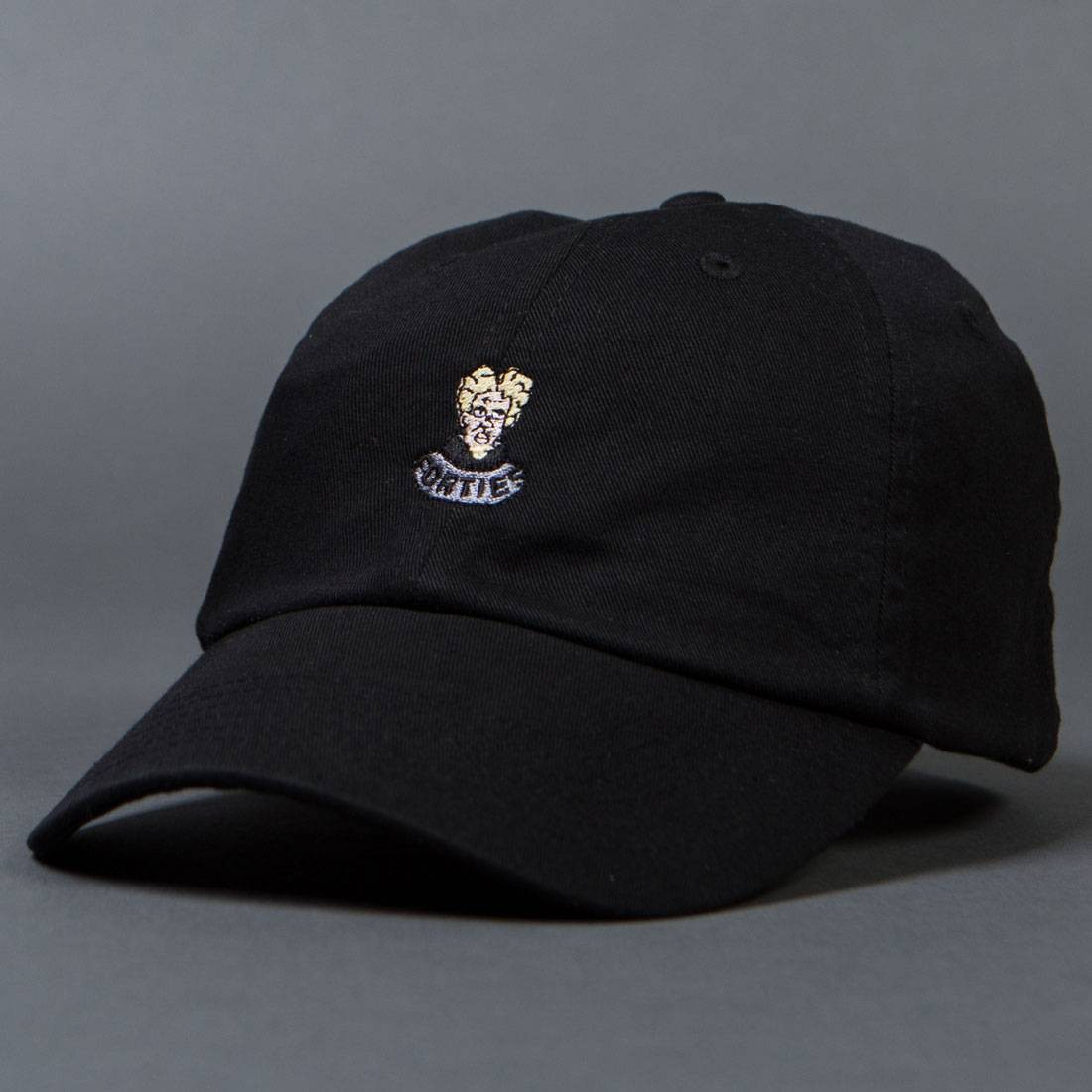 8834b8a7b 40s and Shorties High Fashion Deconstructed Hat (black)