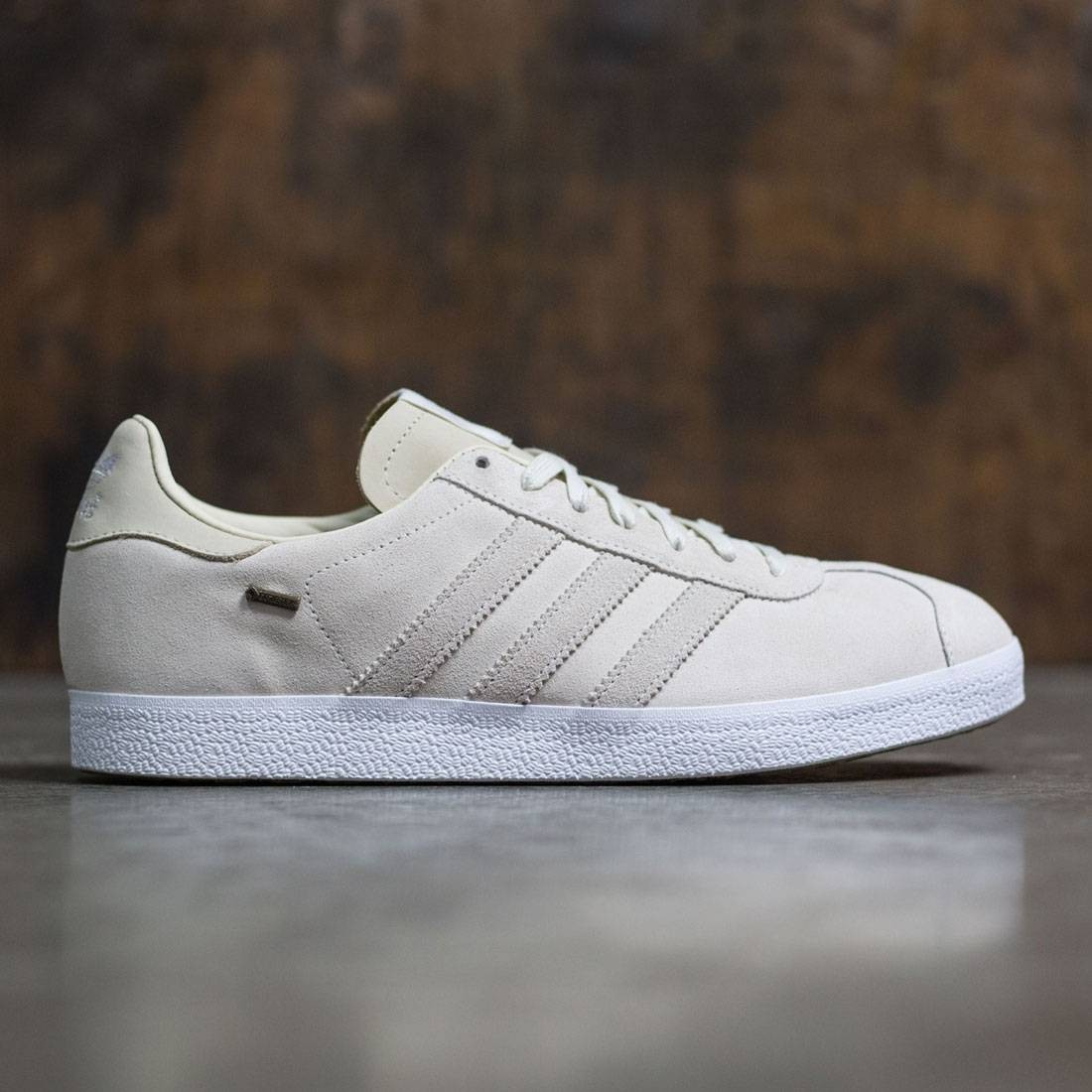 newest 0f0fa a837d Adidas Consortium x Saint Alfred Men Gazelle OG GTX white off white chalk  white