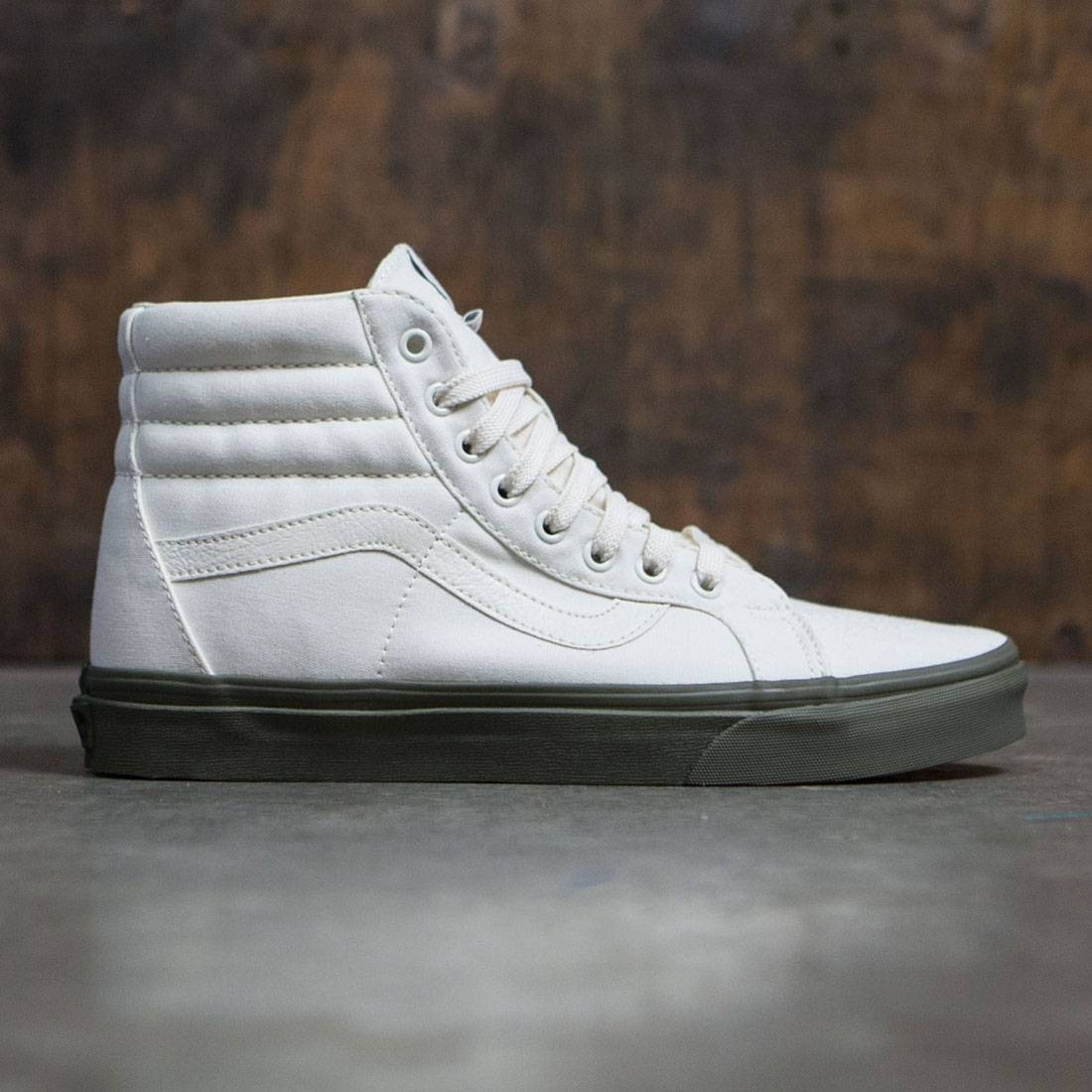 Vans Men SK8-Hi Reissue - Vanguard (white / green)