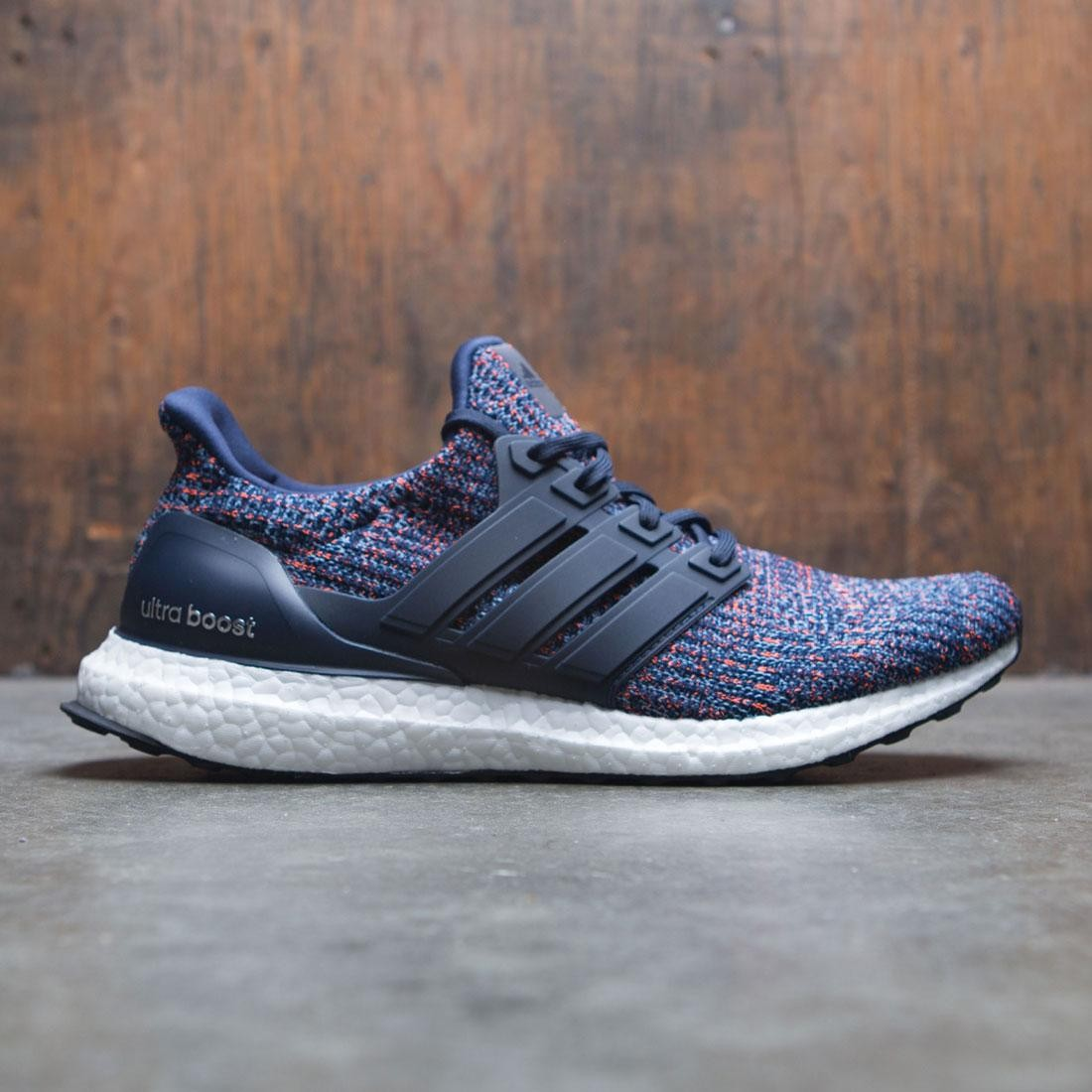 best cheap 7925a bbbcc Adidas Men UltraBOOST (navy / collegiate navy / ash blue)