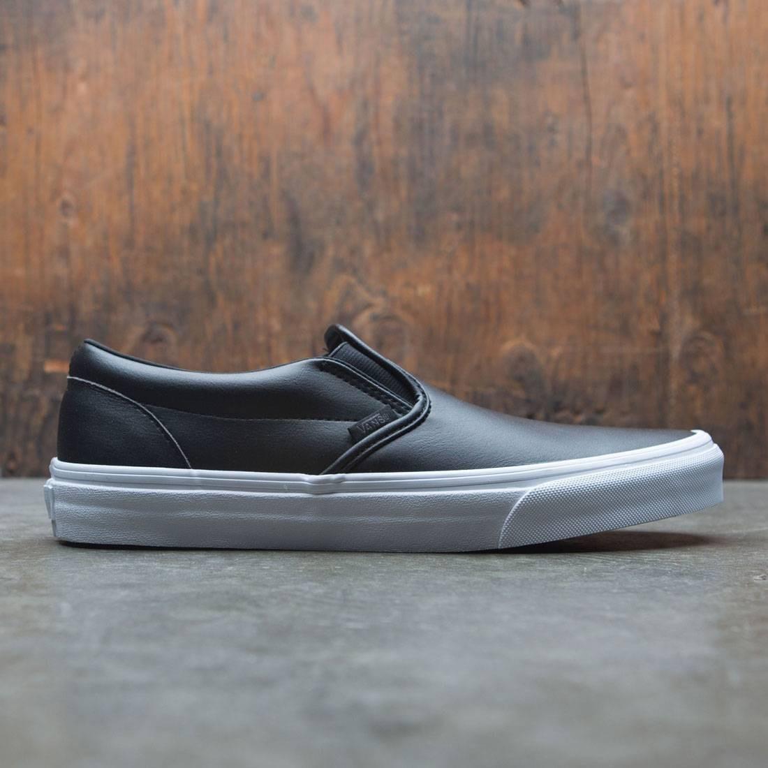 8fa82b2c964 Vans Men Classic Slip-On - Classic Tumble black