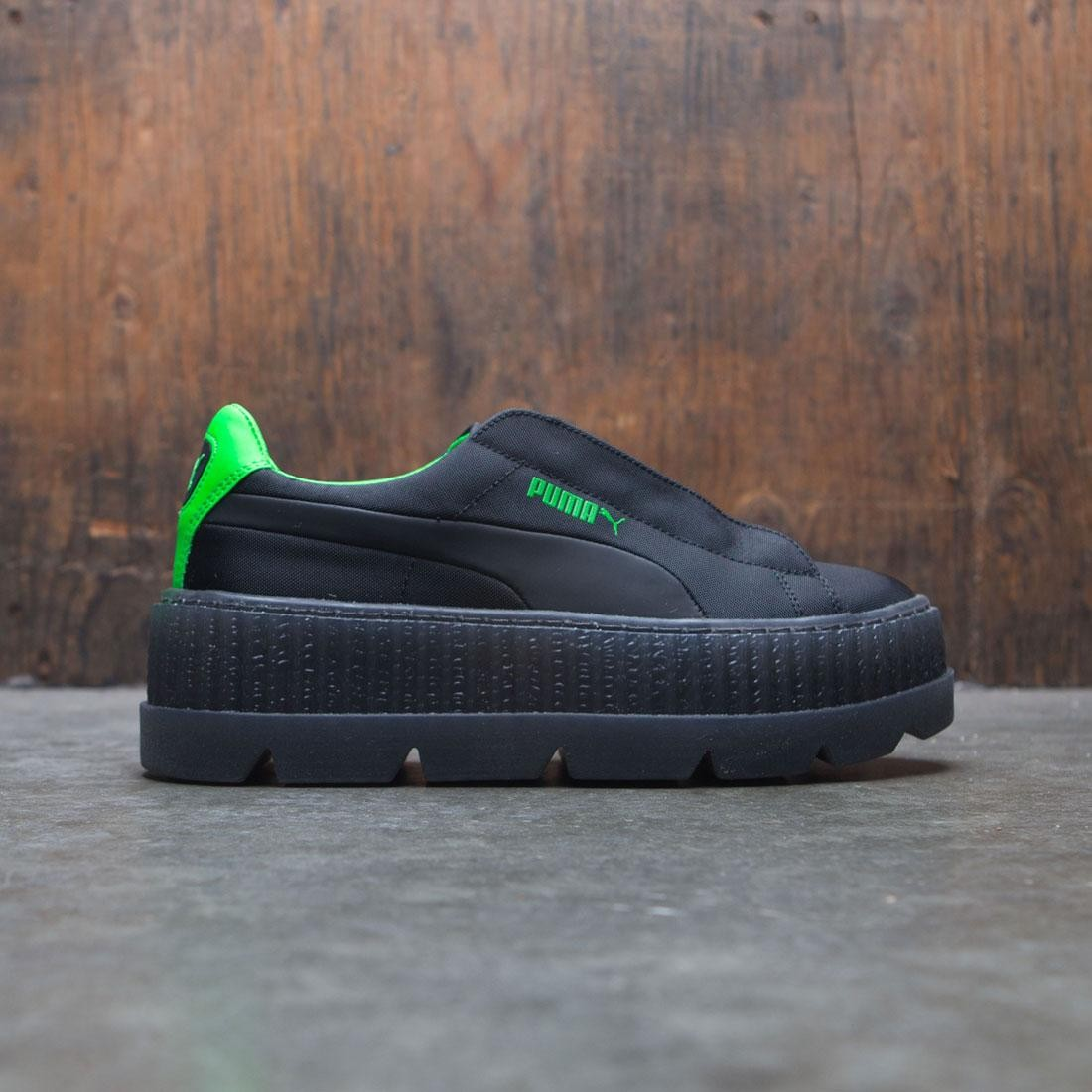 competitive price f7b02 2bee6 wholesale puma creeper green cbcaf 82f60