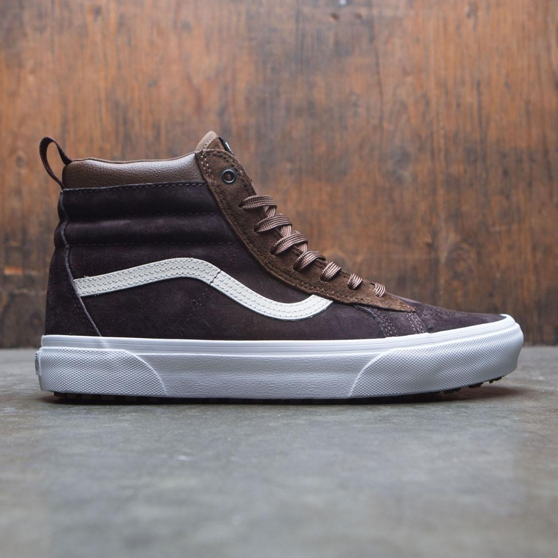 65b67596d00 Vans Men SK8-Hi MTE brown dark earth
