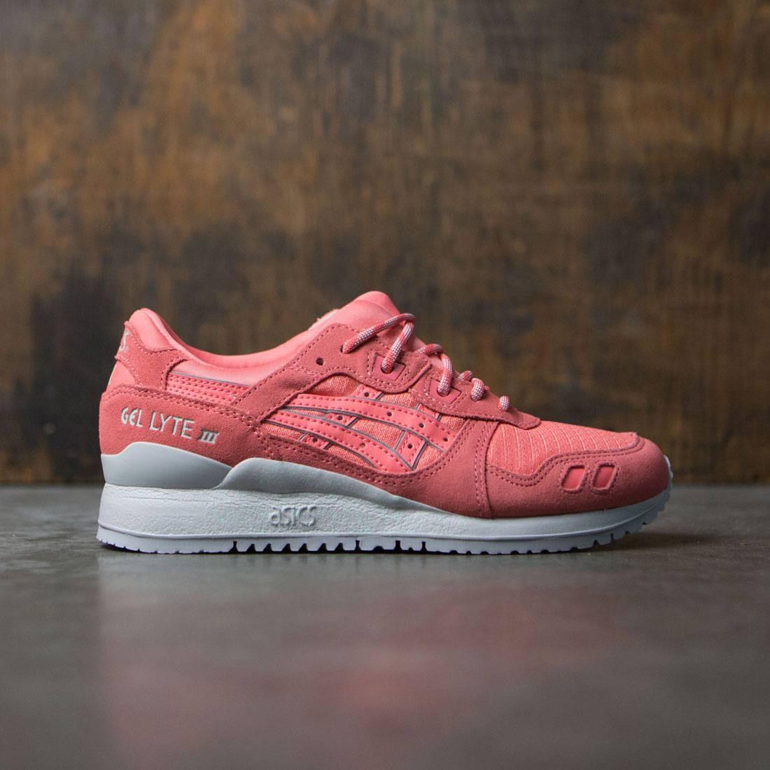 Asics Tiger Women Gel Lyte III pink peach H7M5L 7676 | eBay