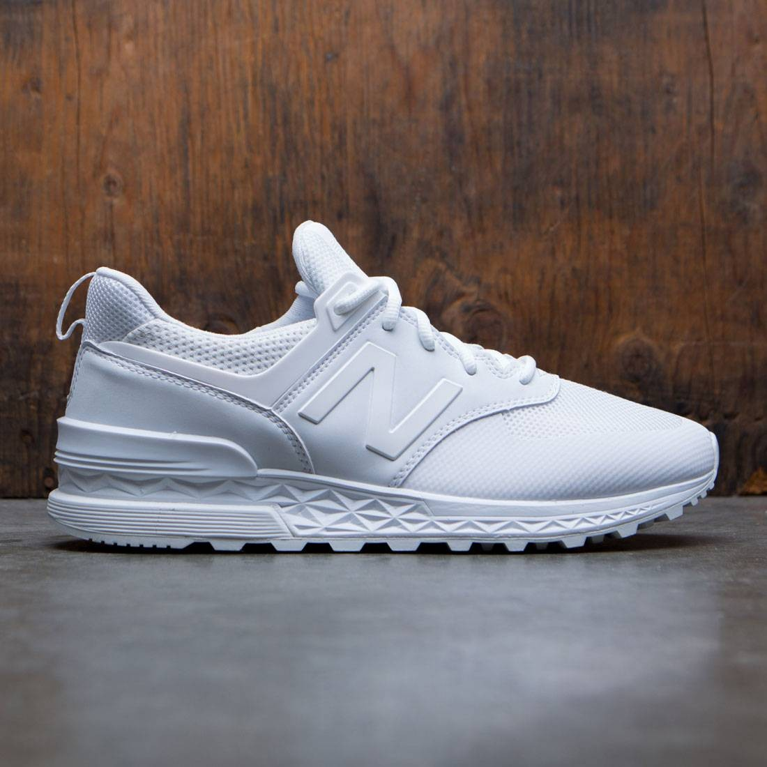 lowest price aa45d 7869f New Balance Men 574 Sport MS574SWT (white)