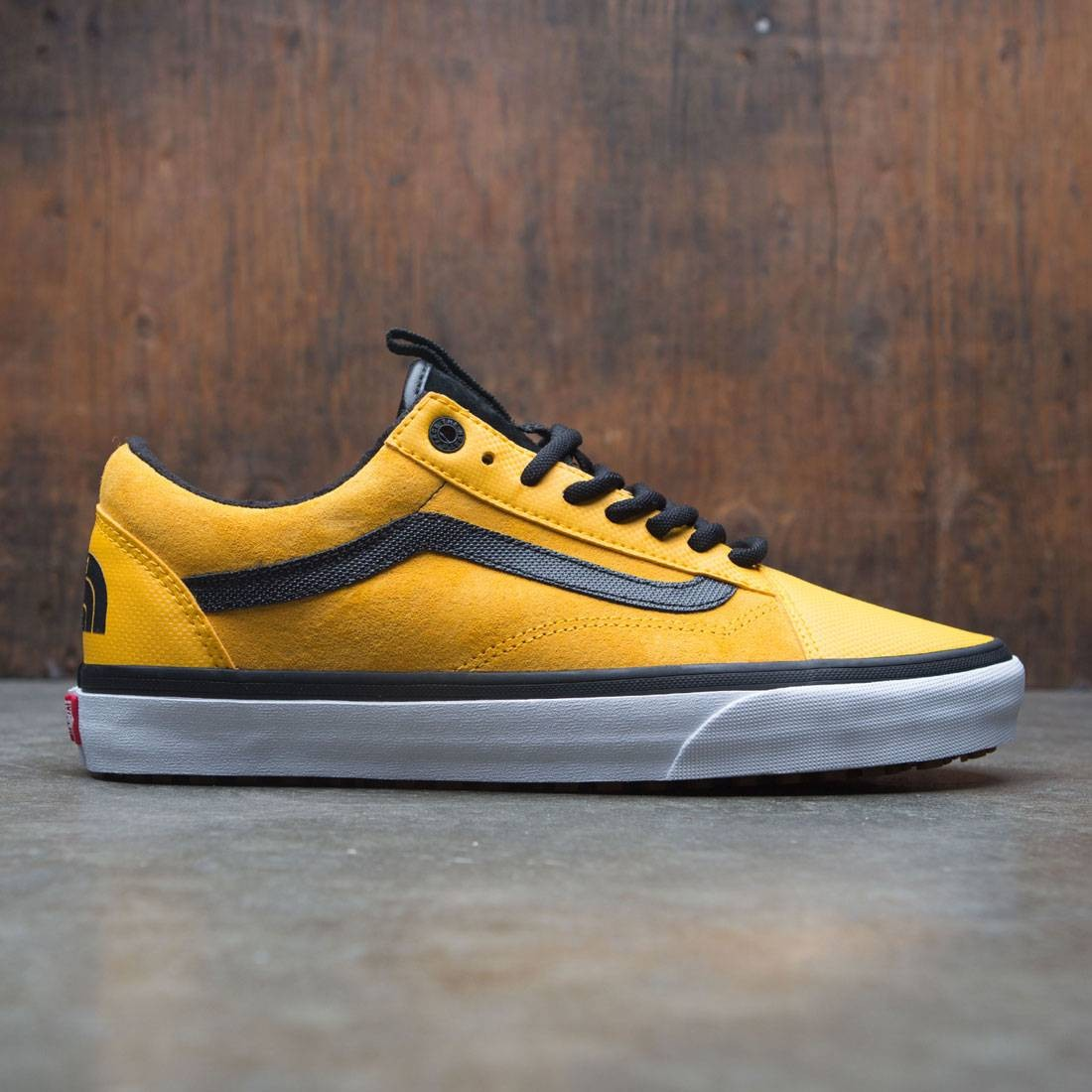 19f5e82790f95d Vans x The North Face Men Old Skool MTE DX - MTE yellow black