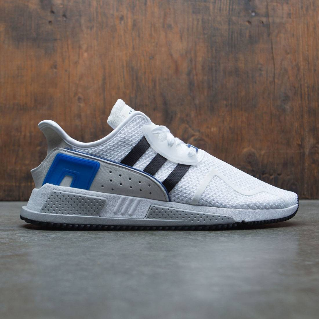new concept 850f1 767e9 Adidas Men EQT Cushion ADV (white / core black / collegiate royal)
