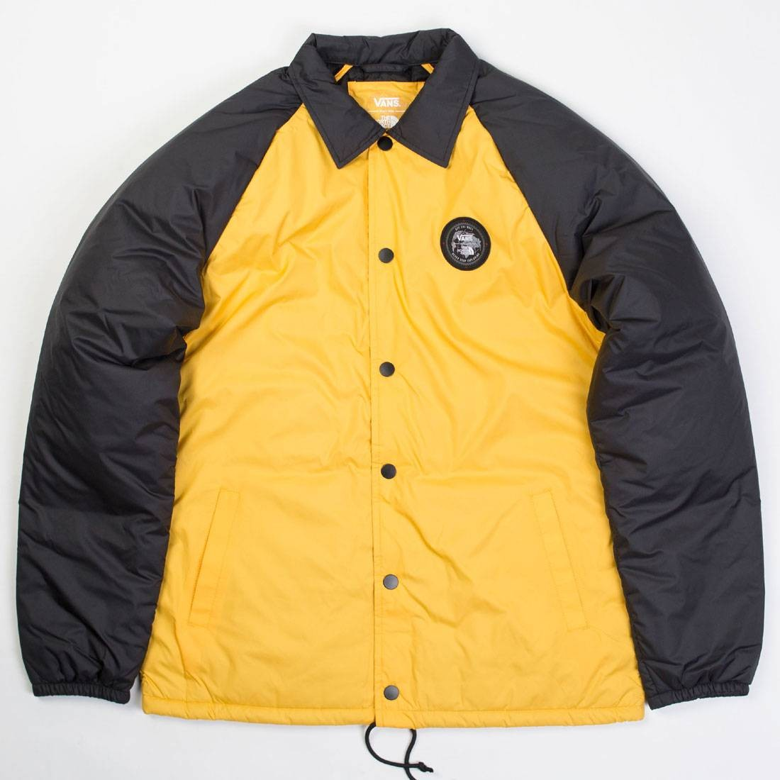24fd165658 Vans x The North Face Men Torrey Jacket yellow black