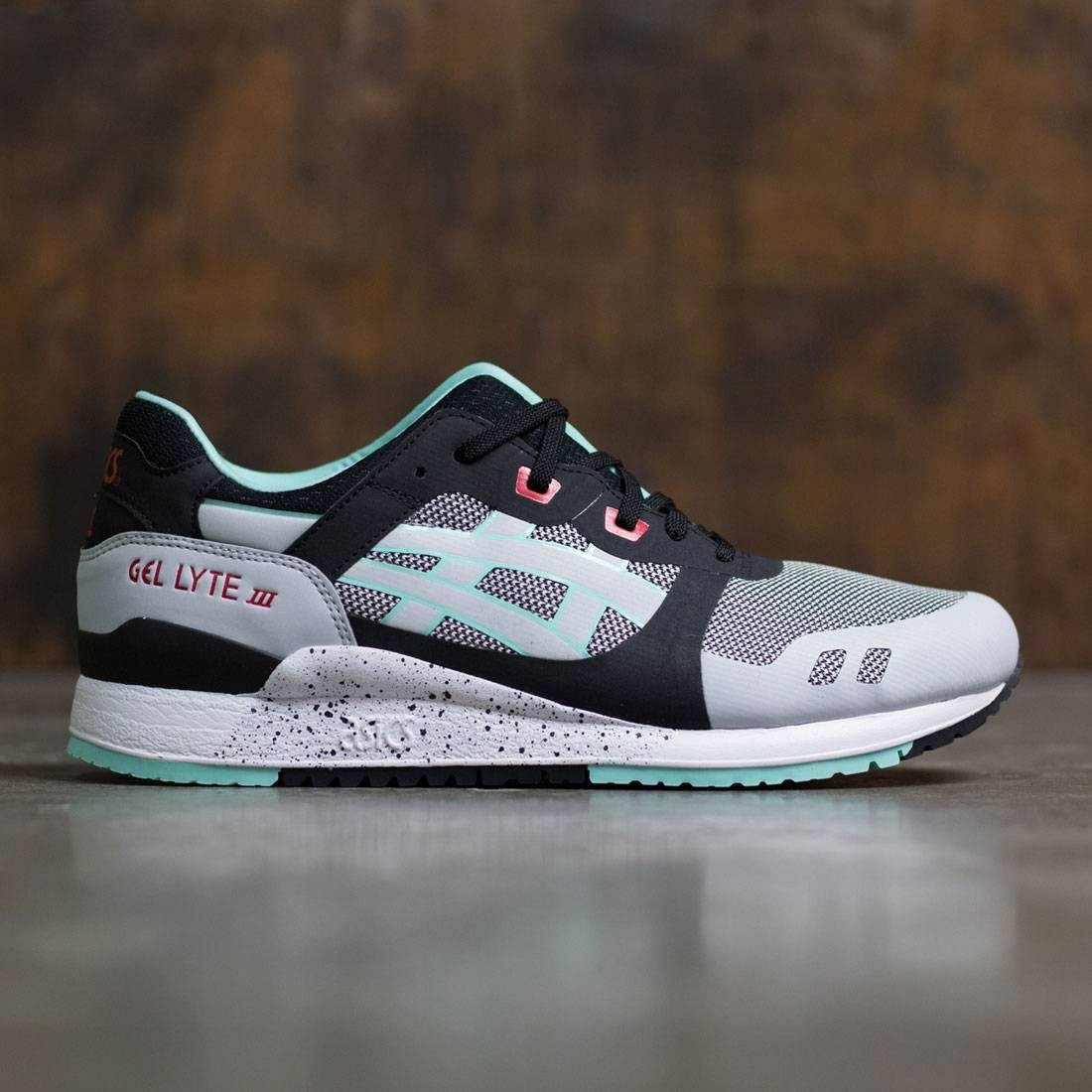 e31f15f53885 Asics Tiger Men Gel-Lyte III NS gray soft grey