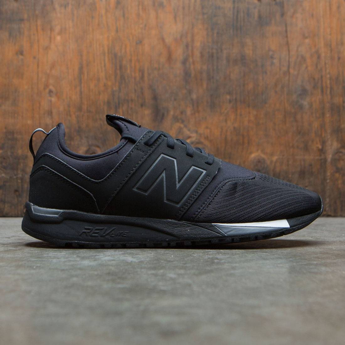 new balance black man