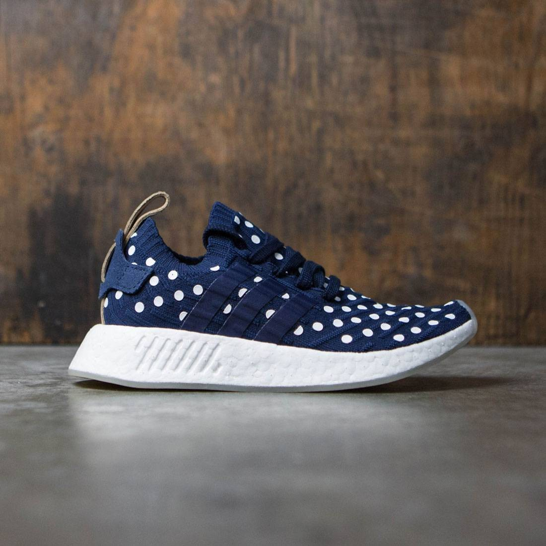 super popular 90f34 96989 Adidas Women NMD R2 Primeknit W (navy / collegiate navy / footwear white)