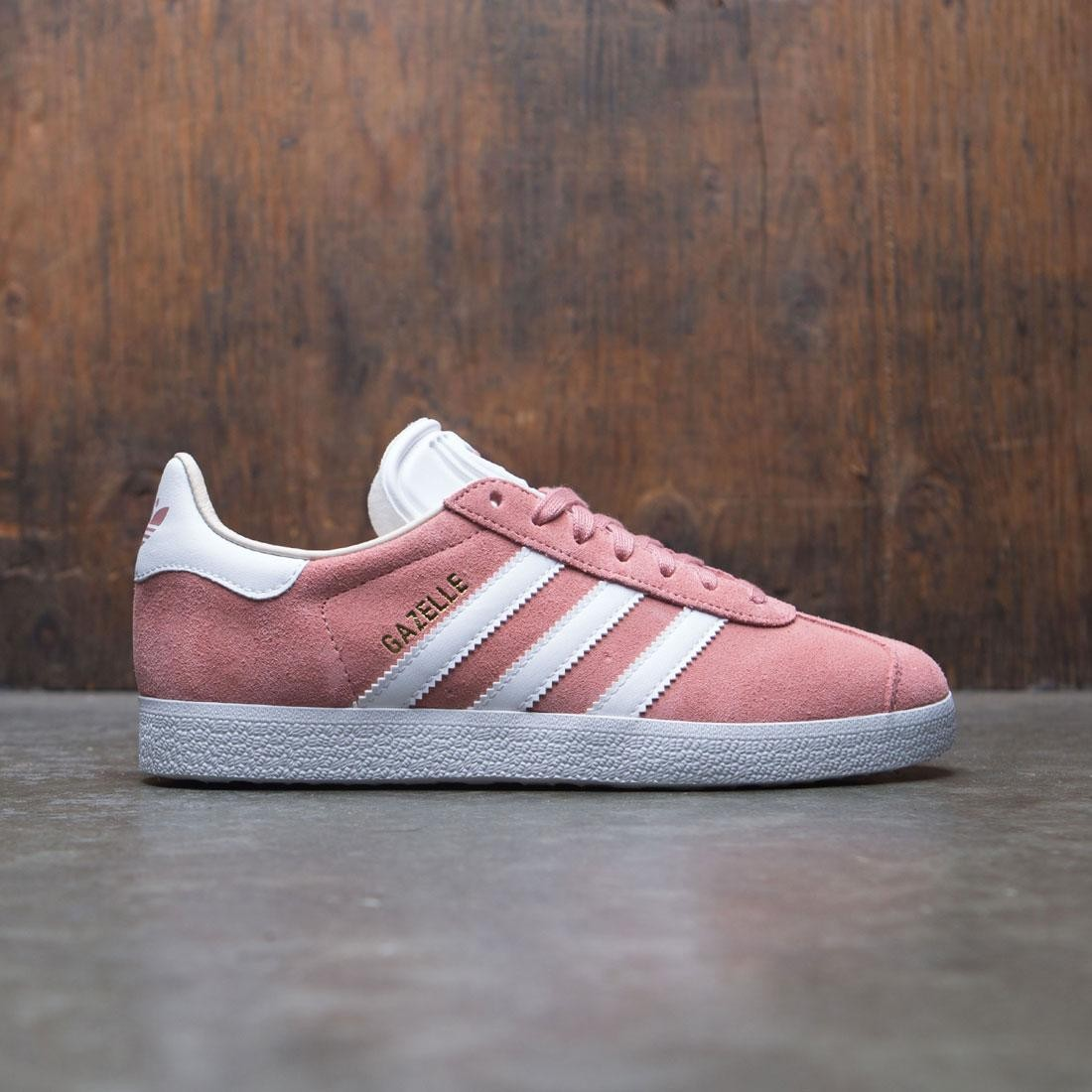 cheap for discount 4e974 f1495 ... ireland adidas women gazelle w pink ash pink footwear white linen 23911  1e7e2
