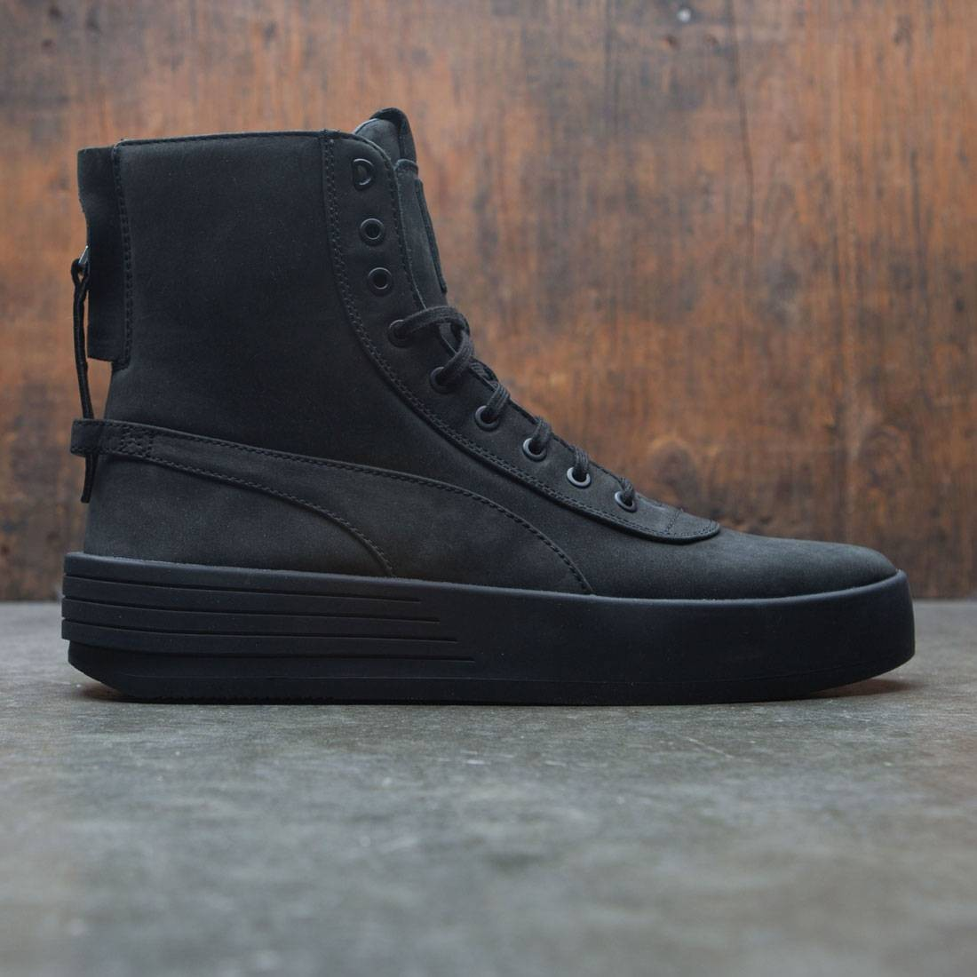 ea00d4464ef6 Puma x The Weeknd XO Men Parallel black black