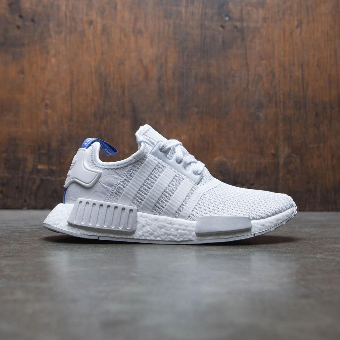 Adidas Women Nmd R1 W White Crystal White Real Lilac