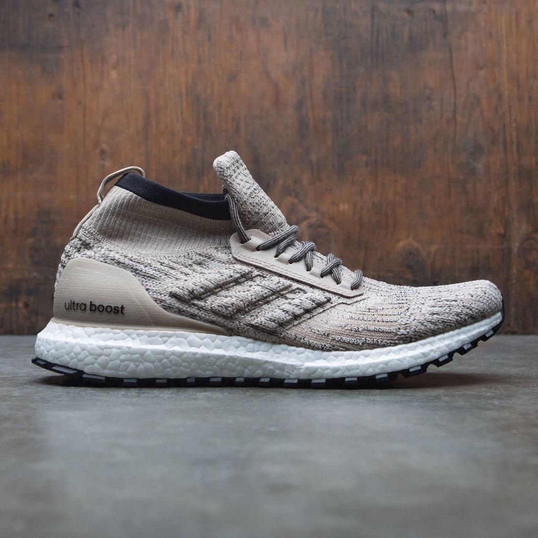 cfec88958 Adidas Men UltraBOOST All Terrain LTD khaki trace khaki clear brown