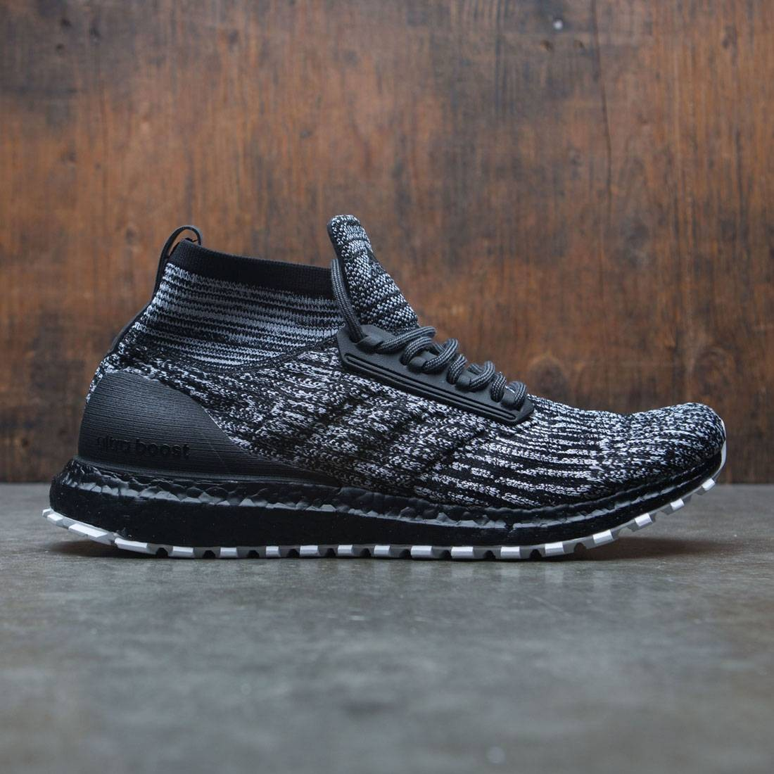 0b8f56a5d Adidas Men UltraBOOST All Terrain LTD black core black footwear white