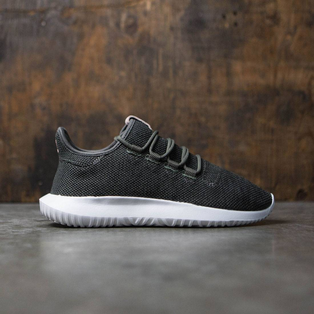 Adidas Women Tubular Shadow gray black ftwwht 5d0e6dcb178b