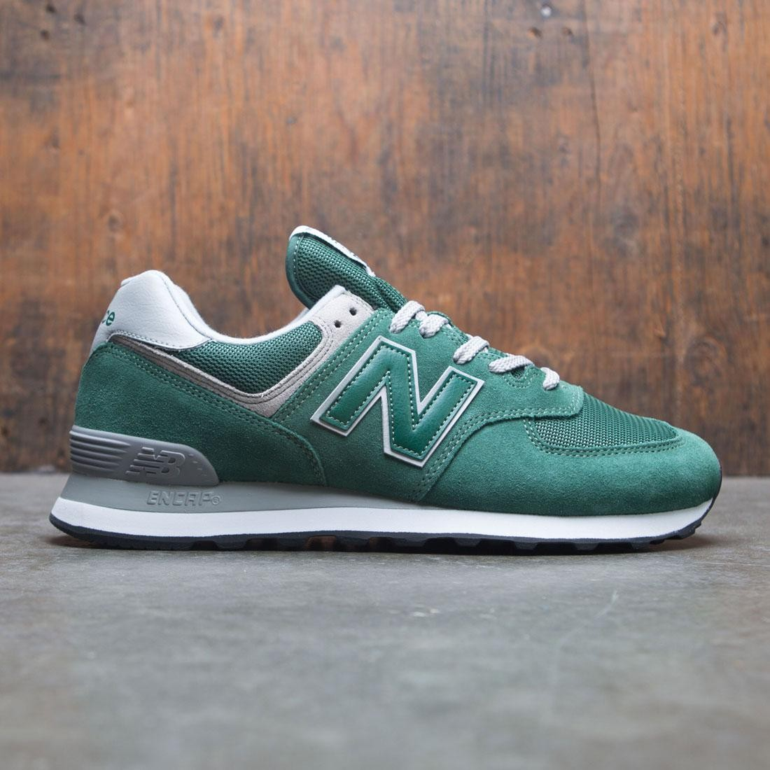 new arrival ff80d c9ad0 New Balance Men 574 ML574EGR (green / forest green)