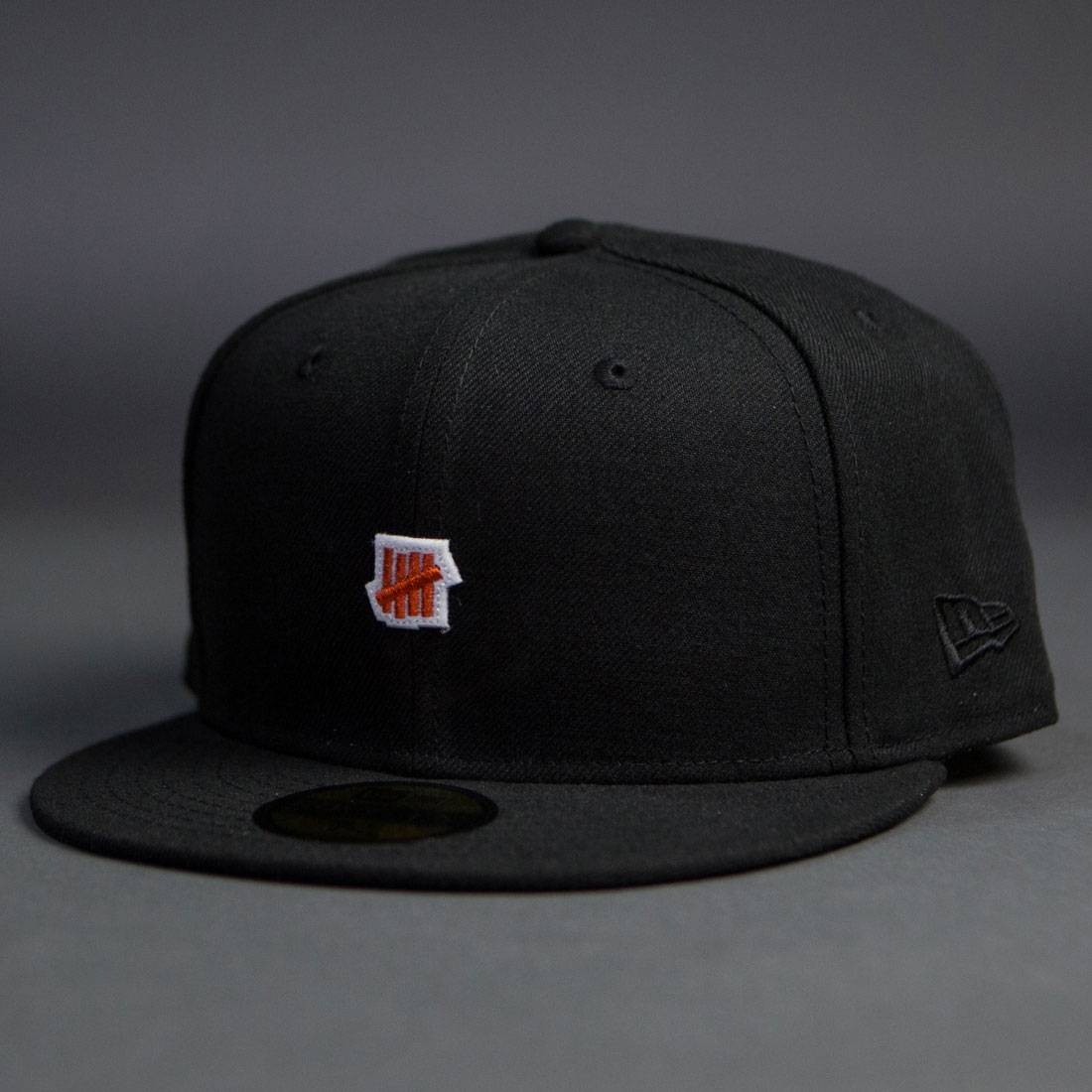 c94ccc90da1cc Undefeated Small 5 Strike New Era Cap black