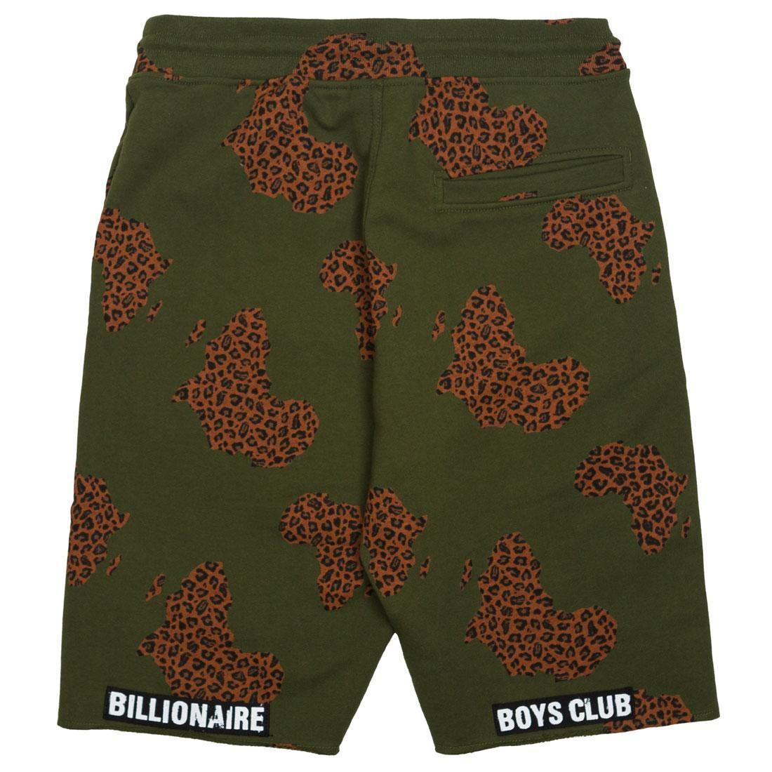 Billionaire Boys Club Men Sierra Short (green / dark green chive)
