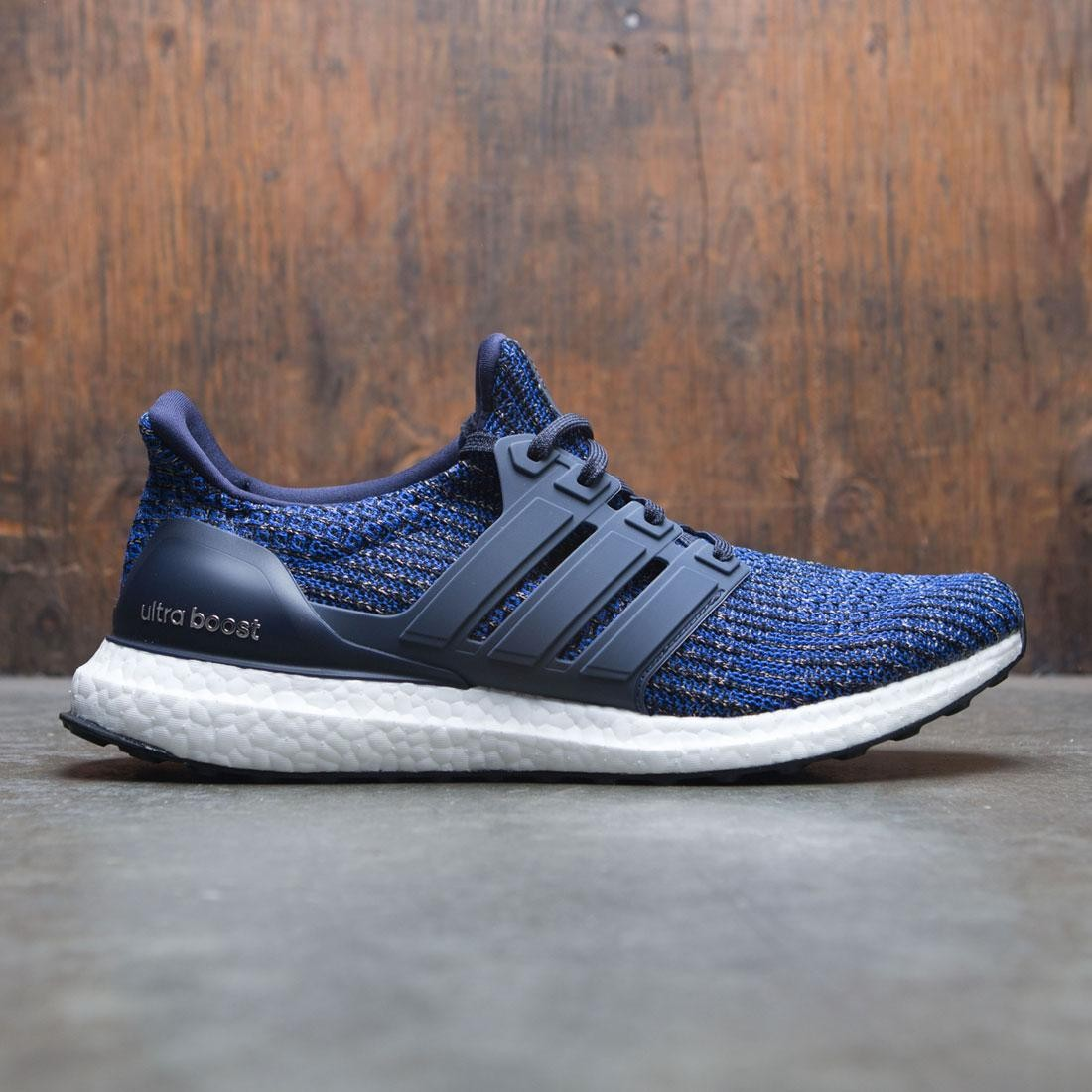 b41a164a2e3 Adidas Men UltraBOOST blue carbon legend ink core black