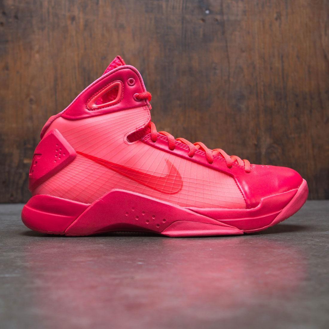 Nike Men Hyperdunk '08 (solar red / solar red-solar red)