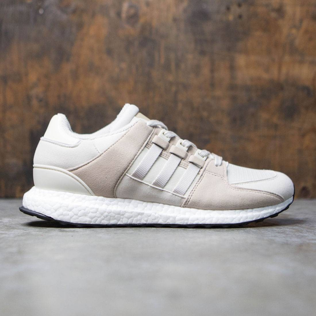 newest 01ae2 d8aa5 Adidas Men EQT SUPPORT ULTRA (white / cream white / talc / clear brown)