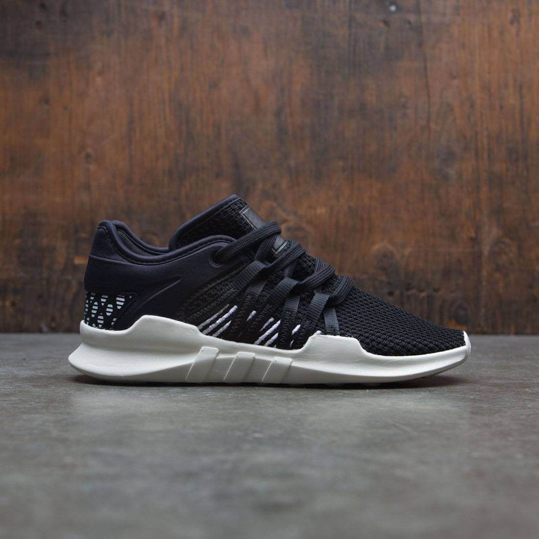 huge selection of 2a8ca d79eb Adidas Women EQT Racing ADV W black core black off white