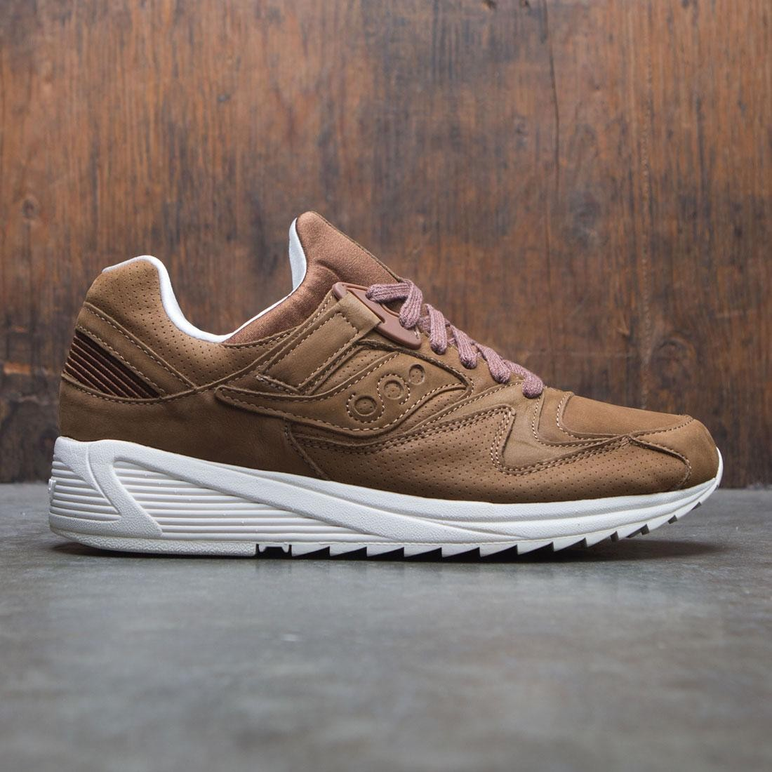 7904b72d Saucony Men Grid 8500 HT (brown)