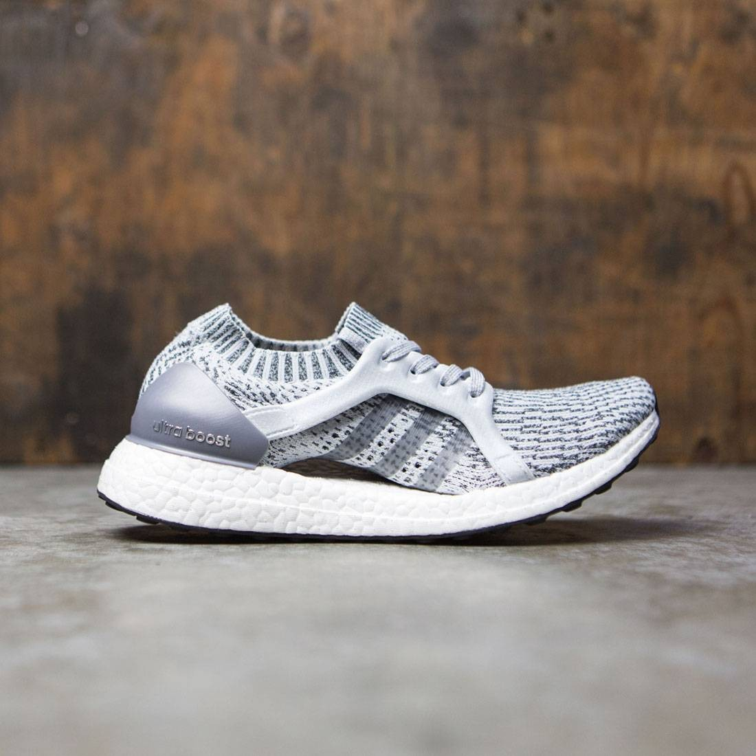 f49776d37c769 Adidas Women UltraBOOST X gray clear gray mid grey solid grey