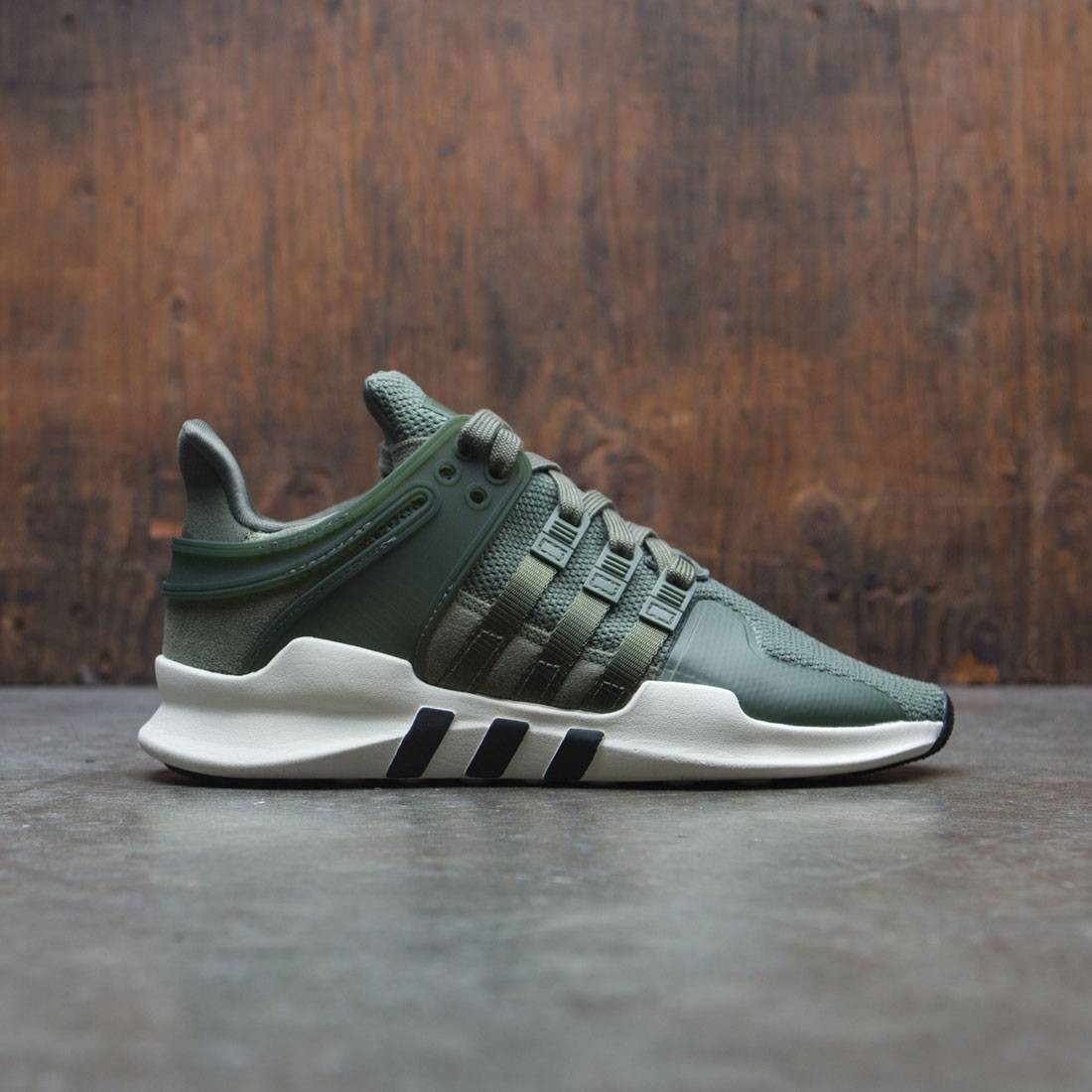 6e4fbd610436 Adidas Women EQT Support ADV W olive st major off white