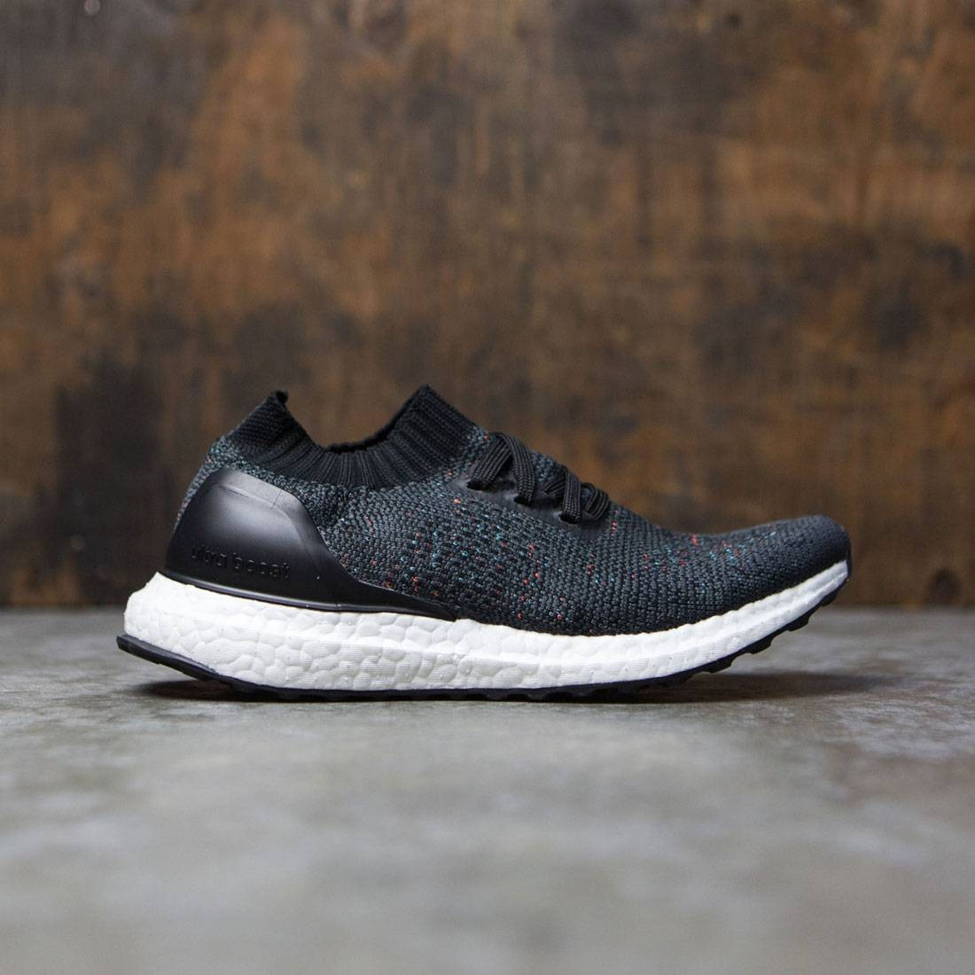 Adidas Big Kids UltraBOOST Uncaged (gray / solid grey / core black / utility black)