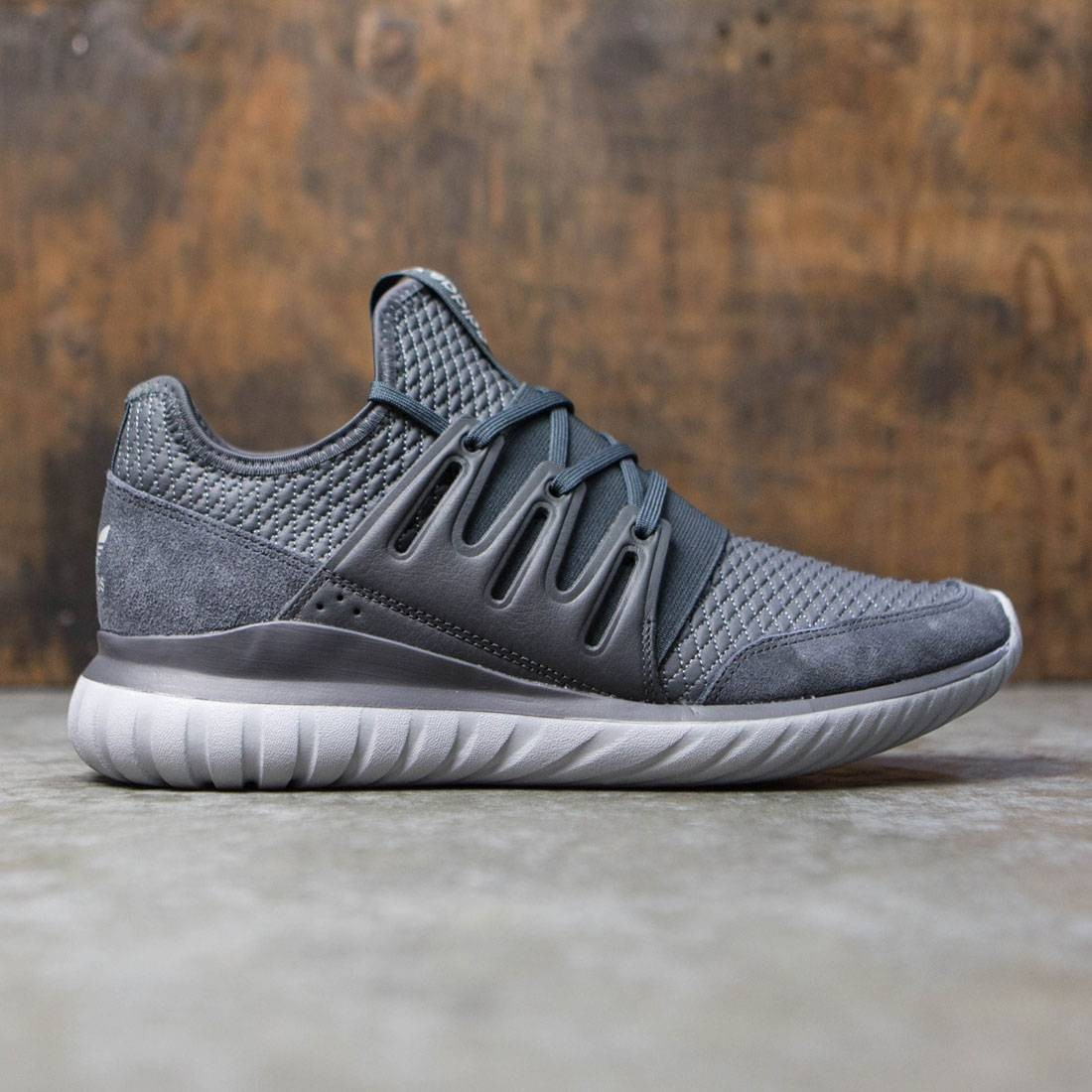 5c79a2f3e07a Adidas Men Tubular Radial gray solid grey