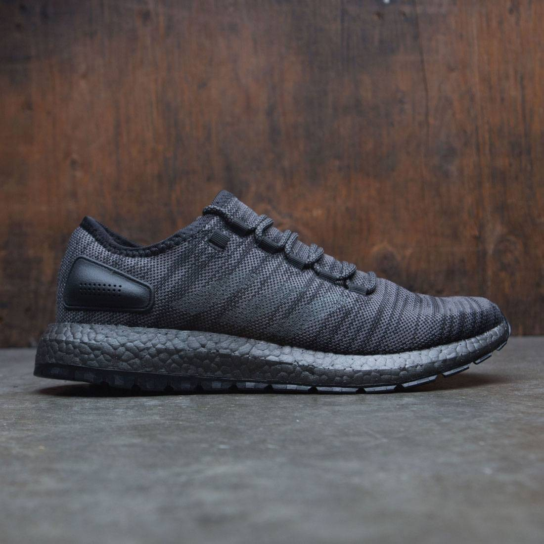 best sneakers 0ac18 06842 Adidas Men PureBOOST All Terrain (black / solid grey / trace grey metallic)