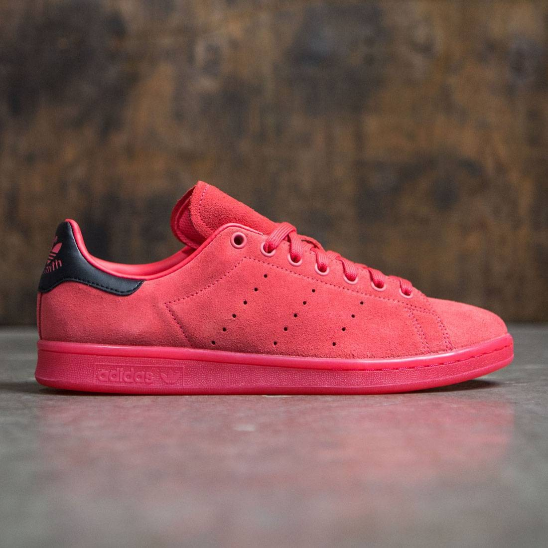 e6c181048882b Adidas Men Stan Smith red shock red