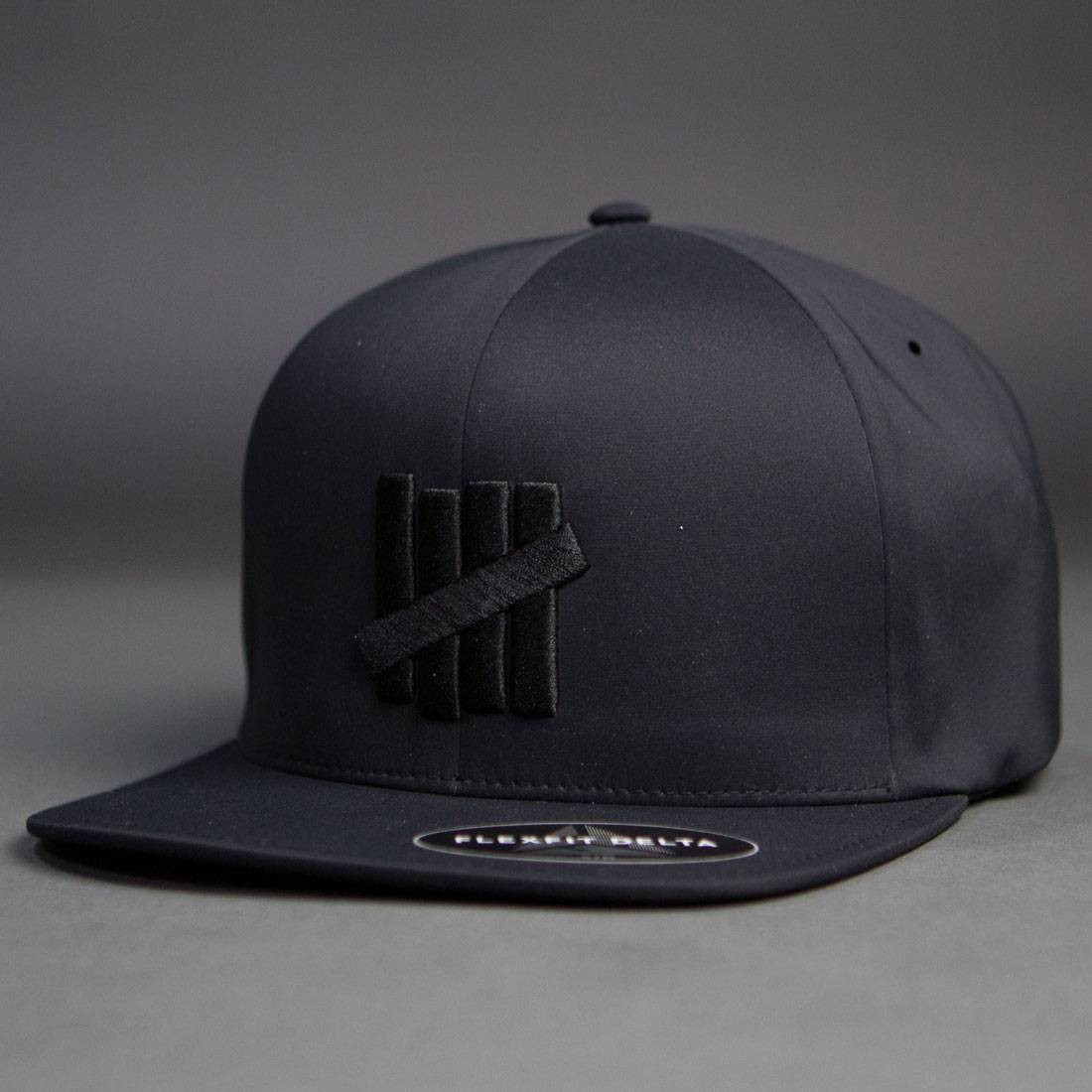 990a6623b7e02 Undefeated 5 Strike Delta Cap black