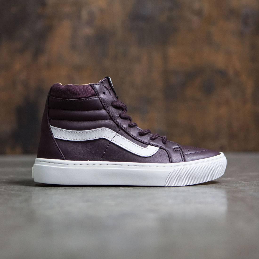 Vans Women SK8-Hi Cup - Leather (brown / desert taupe)